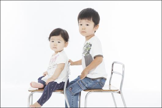 ふたり。『兄妹』のイメージ