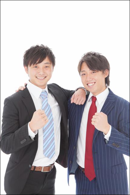 ふたり。『ビジネスパートナー』のイメージ