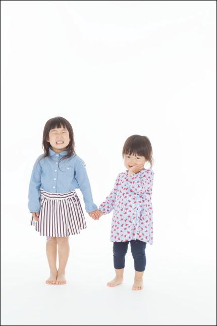 ふたり。『姉妹』のイメージ