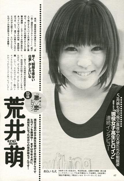 荒井 萌・小池 里奈 4Pのイメージ